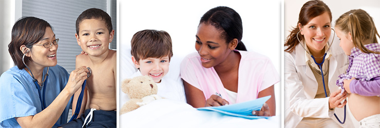Drs. Gouel and Blotny offer a full array of services to help your child maintain good health.